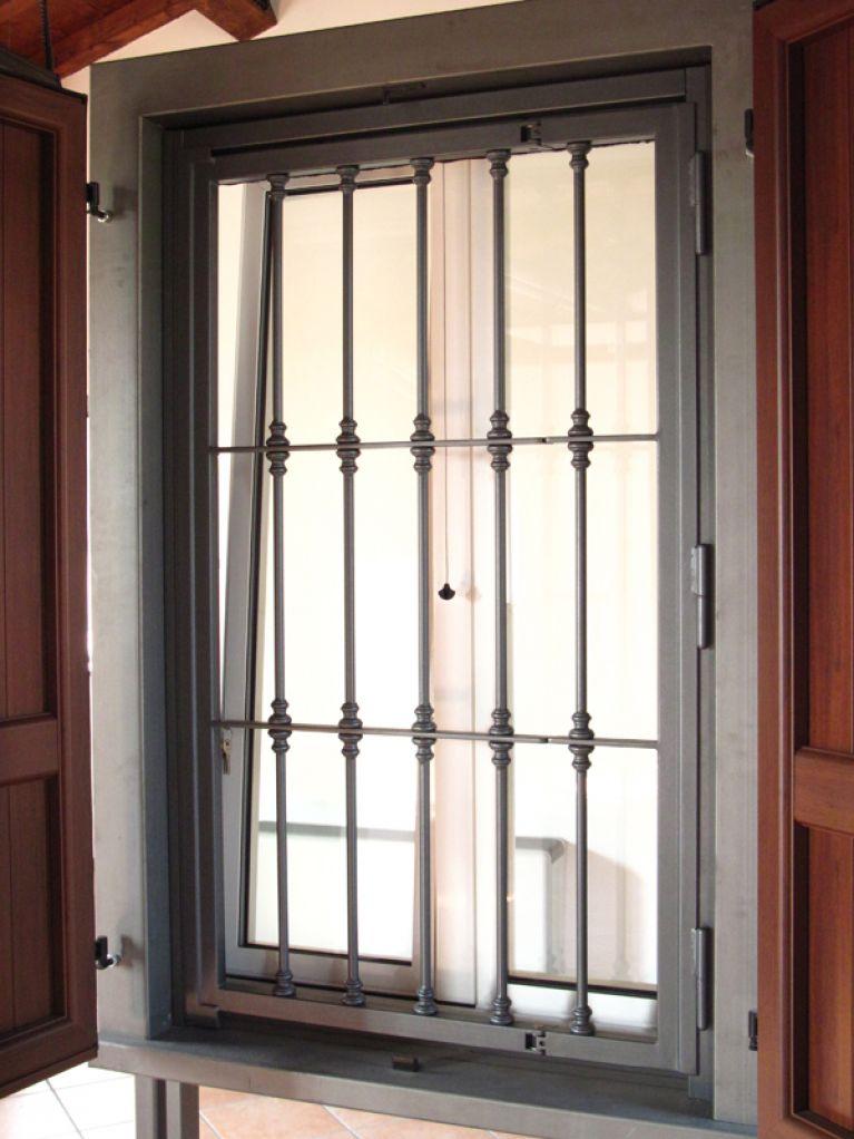 Grate per finestre per interni
